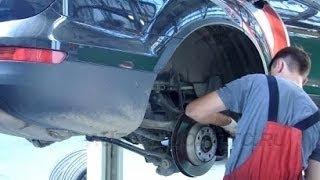 Уплотнитель заднего бампера BMW E34
